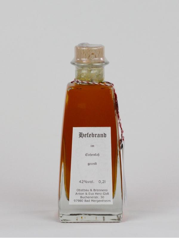 Hefebrand Eiche 40J ArtNr.: 1104