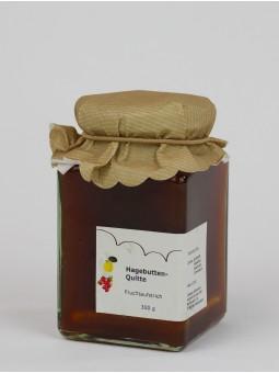Fruchtaufstrich Hagebutte/Quitte ArtNr.: 5006