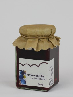 Fruchtaufstrich Haferschlehe ArtNr.: 5011