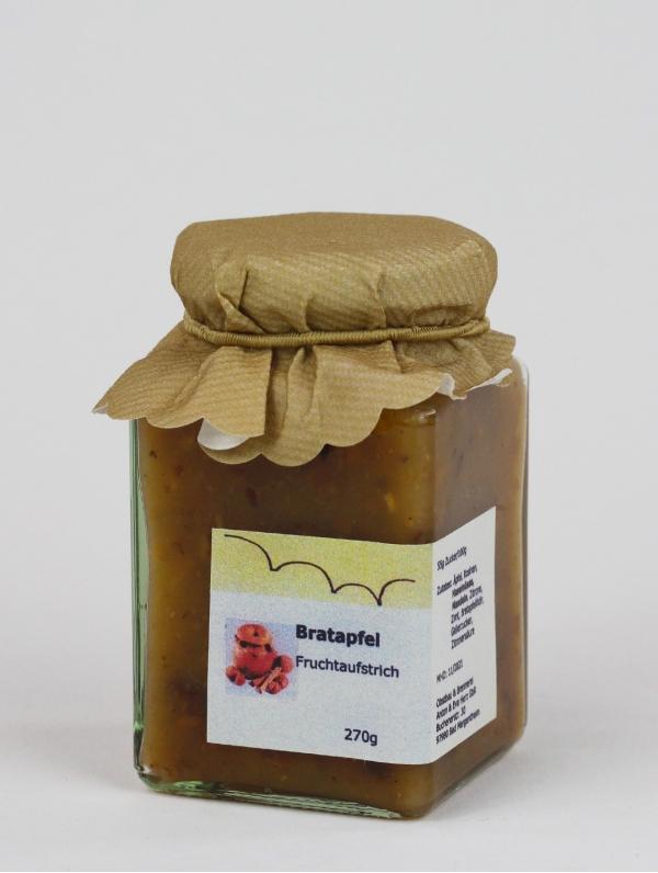 Fruchtaufstrich Bratapfel ArtNr.: 5003