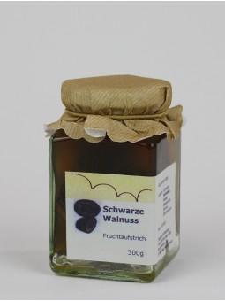 Fruchtaufstrich Schwarze Walnuss ArtNr.: 5012