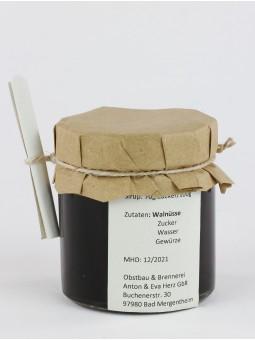 Schwarze Walnüsse in Sirup ArtNr.: 5201